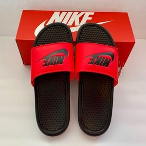489b620f2d91 Nike Shoes - 🔥SALE🔥 NEW Men s Benassi JDI Sandals
